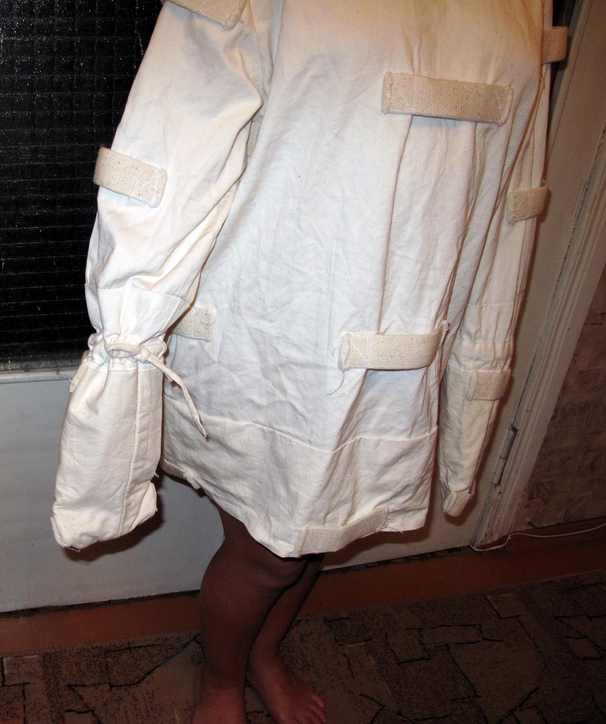 Как сшить смирительная рубашка 97