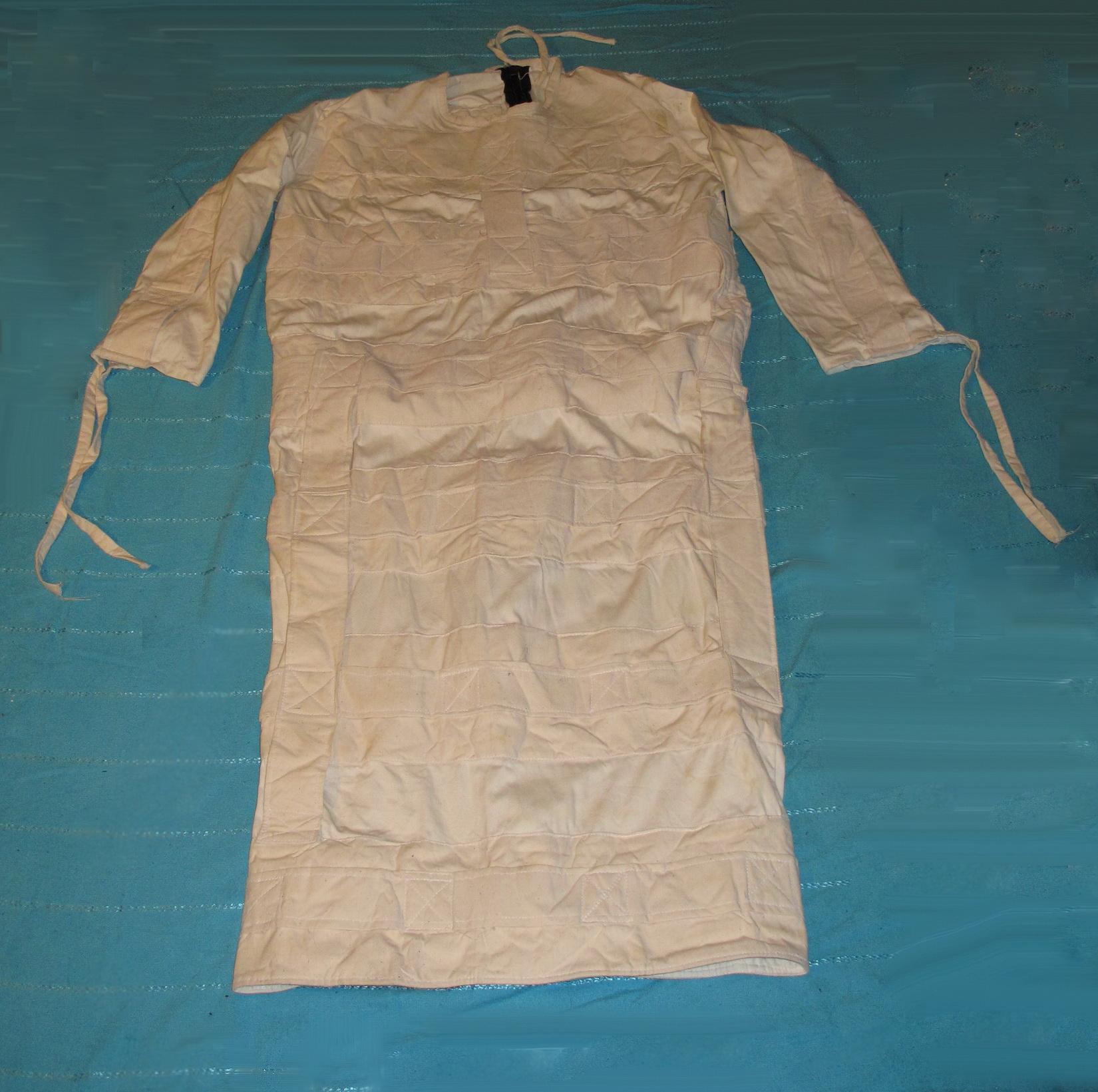 Как сшить смирительная рубашка 55